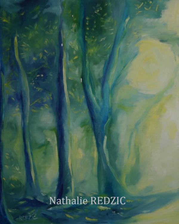 Sous-bois ensoleillé (2005)