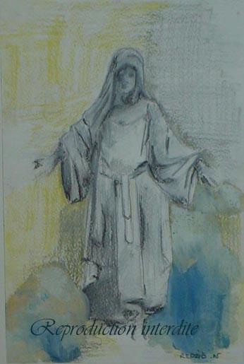 Ange aux mains ouvertes (2003)