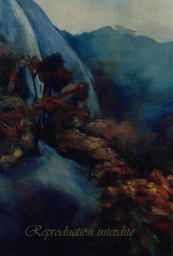 Paysage bleu (1999)
