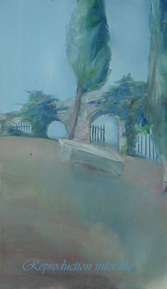 Paysage de Rovinj (1998)